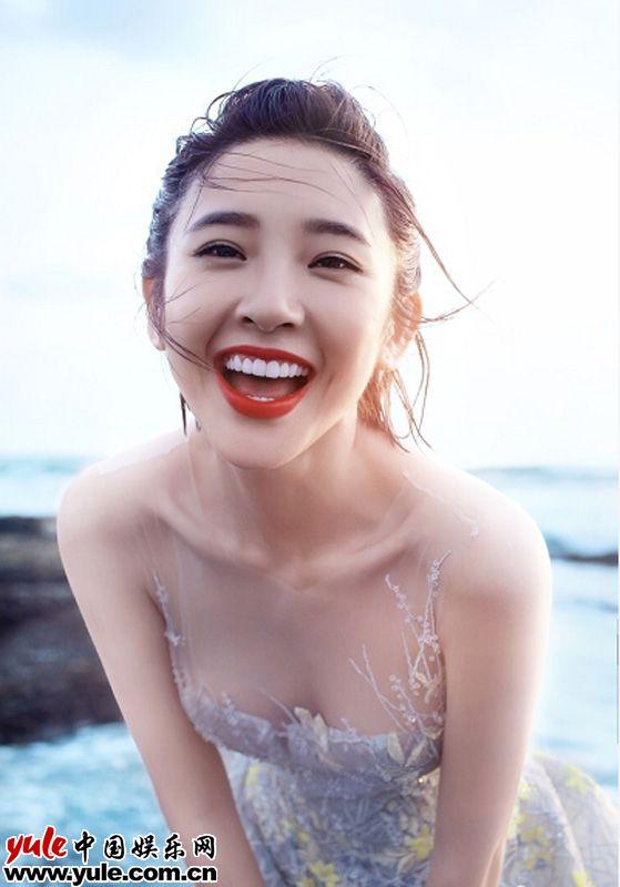 郑爽袁冰妍郑合惠子那些用笑容暖化人心的小姐姐们