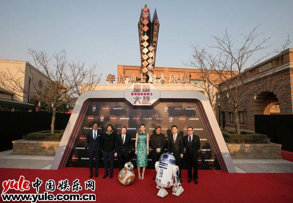 星球大战最后的绝地武士震撼来袭四大主创亲临上海造势